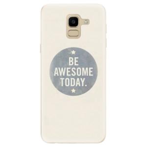 Silikonové odolné pouzdro iSaprio - Awesome 02 na mobil Samsung Galaxy J6