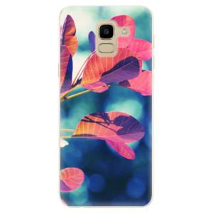 Silikonové odolné pouzdro iSaprio - Autumn 01 na mobil Samsung Galaxy J6