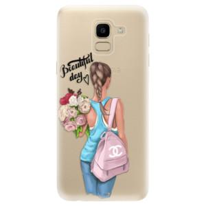 Silikonové odolné pouzdro iSaprio - Beautiful Day na mobil Samsung Galaxy J6