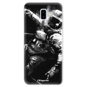 Silikonové odolné pouzdro iSaprio - Astronaut 02 na mobil Samsung Galaxy J6 Plus