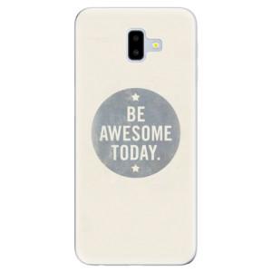 Silikonové odolné pouzdro iSaprio - Awesome 02 na mobil Samsung Galaxy J6 Plus