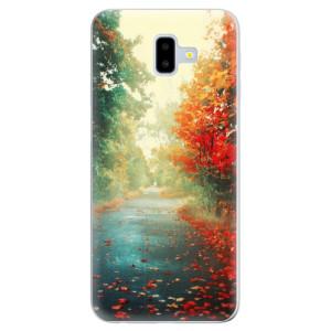 Silikonové odolné pouzdro iSaprio - Autumn 03 na mobil Samsung Galaxy J6 Plus