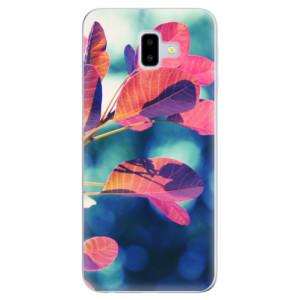 Silikonové odolné pouzdro iSaprio - Autumn 01 na mobil Samsung Galaxy J6 Plus