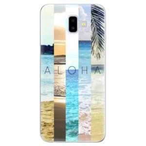 Silikonové odolné pouzdro iSaprio - Aloha 02 na mobil Samsung Galaxy J6 Plus