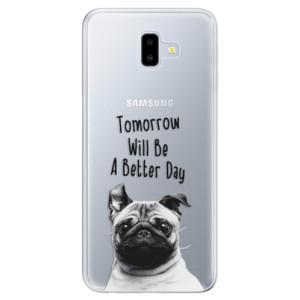 Silikonové odolné pouzdro iSaprio - Better Day 01 na mobil Samsung Galaxy J6 Plus