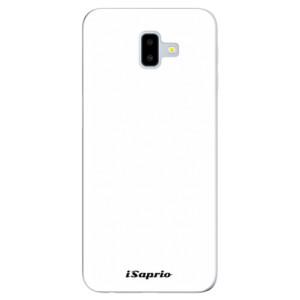 Silikonové odolné pouzdro iSaprio - 4Pure - bílé na mobil Samsung Galaxy J6 Plus