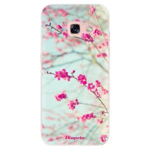 Silikonové odolné pouzdro iSaprio - Blossom 01 na mobil Samsung Galaxy A3 2017