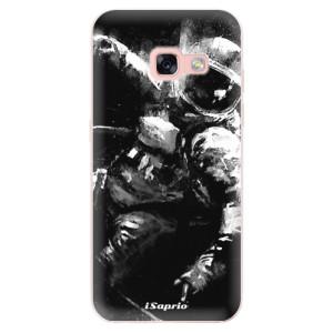 Silikonové odolné pouzdro iSaprio - Astronaut 02 na mobil Samsung Galaxy A3 2017