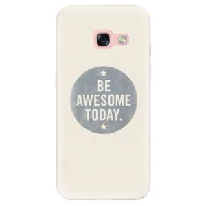 Silikonové odolné pouzdro iSaprio - Awesome 02 na mobil Samsung Galaxy A3 2017