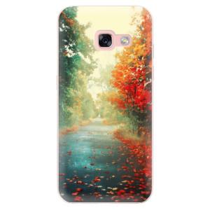 Silikonové odolné pouzdro iSaprio - Autumn 03 na mobil Samsung Galaxy A3 2017