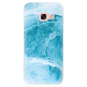 Silikonové odolné pouzdro iSaprio - Blue Marble na mobil Samsung Galaxy A3 2017
