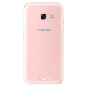 Silikonové odolné pouzdro iSaprio - 4Pure - čiré bez potisku na mobil Samsung Galaxy A3 2017 - poslední kousek za tuto cenu