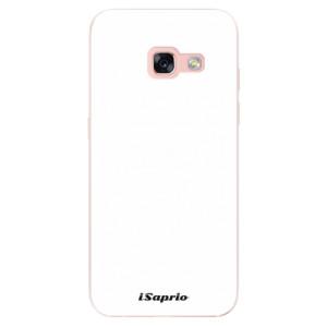 Silikonové odolné pouzdro iSaprio - 4Pure - bílé na mobil Samsung Galaxy A3 2017