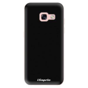 Silikonové odolné pouzdro iSaprio - 4Pure - černé na mobil Samsung Galaxy A3 2017