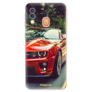 Silikonové odolné pouzdro iSaprio - Chevrolet 02 na mobil Samsung Galaxy A40