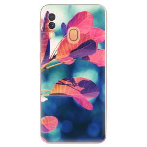 Silikonové odolné pouzdro iSaprio - Autumn 01 na mobil Samsung Galaxy A40