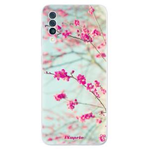 Silikonové odolné pouzdro iSaprio - Blossom 01 na mobil Samsung Galaxy A50