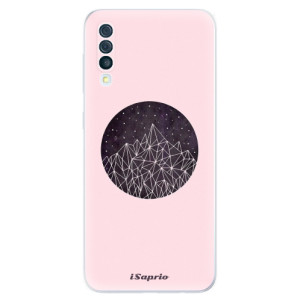 Silikonové odolné pouzdro iSaprio - Digital Mountains 10 na mobil Samsung Galaxy A50