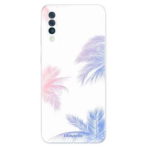 Silikonové odolné pouzdro iSaprio - Digital Palms 10 na mobil Samsung Galaxy A50