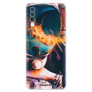 Silikonové odolné pouzdro iSaprio - Astronaut 01 na mobil Samsung Galaxy A50