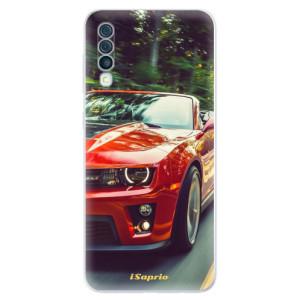 Silikonové odolné pouzdro iSaprio - Chevrolet 02 na mobil Samsung Galaxy A50