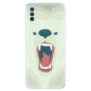 Silikonové odolné pouzdro iSaprio - Angry Bear na mobil Samsung Galaxy A50