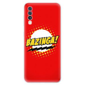 Silikonové odolné pouzdro iSaprio - Bazinga 01 na mobil Samsung Galaxy A50
