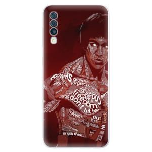 Silikonové odolné pouzdro iSaprio - Bruce Lee na mobil Samsung Galaxy A50