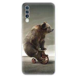 Silikonové odolné pouzdro iSaprio - Bear 01 na mobil Samsung Galaxy A50