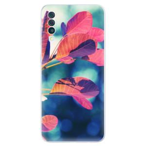 Silikonové odolné pouzdro iSaprio - Autumn 01 na mobil Samsung Galaxy A50