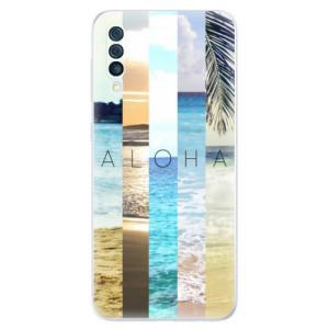 Silikonové odolné pouzdro iSaprio - Aloha 02 na mobil Samsung Galaxy A50