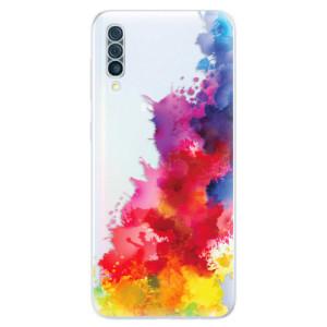 Silikonové odolné pouzdro iSaprio - Color Splash 01 na mobil Samsung Galaxy A50