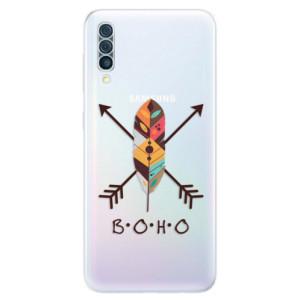 Silikonové odolné pouzdro iSaprio - BOHO na mobil Samsung Galaxy A50