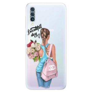Silikonové odolné pouzdro iSaprio - Beautiful Day na mobil Samsung Galaxy A50
