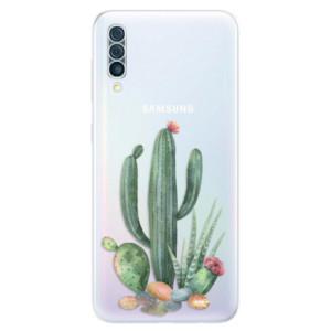 Silikonové odolné pouzdro iSaprio - Cacti 02 na mobil Samsung Galaxy A50