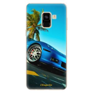 Silikonové odolné pouzdro iSaprio - Car 10 na mobil Samsung Galaxy A8 2018