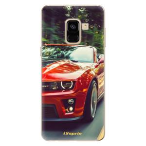 Silikonové odolné pouzdro iSaprio - Chevrolet 02 na mobil Samsung Galaxy A8 2018