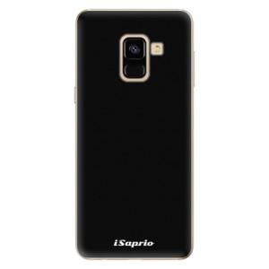 Silikonové odolné pouzdro iSaprio - 4Pure - černé na mobil Samsung Galaxy A8 2018
