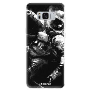 Silikonové odolné pouzdro iSaprio - Astronaut 02 na mobil Samsung Galaxy S8