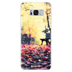 Silikonové odolné pouzdro iSaprio - Bench 01 na mobil Samsung Galaxy S8