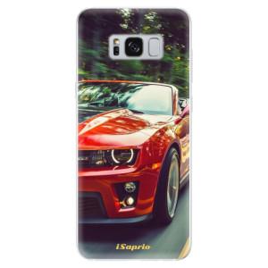 Silikonové odolné pouzdro iSaprio - Chevrolet 02 na mobil Samsung Galaxy S8