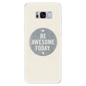 Silikonové odolné pouzdro iSaprio - Awesome 02 na mobil Samsung Galaxy S8