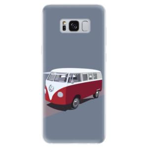 Silikonové odolné pouzdro iSaprio - VW Bus na mobil Samsung Galaxy S8