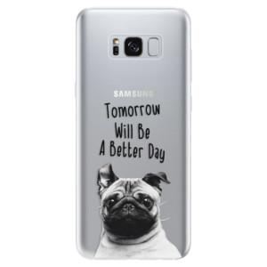 Silikonové odolné pouzdro iSaprio - Better Day 01 na mobil Samsung Galaxy S8