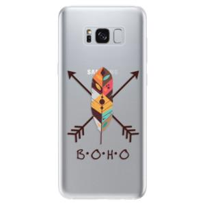 Silikonové odolné pouzdro iSaprio - BOHO na mobil Samsung Galaxy S8
