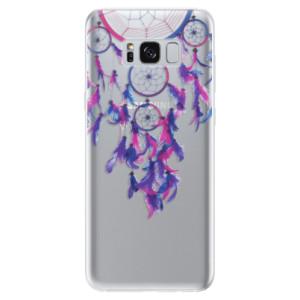 Silikonové odolné pouzdro iSaprio - Dreamcatcher 01 na mobil Samsung Galaxy S8