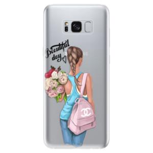 Silikonové odolné pouzdro iSaprio - Beautiful Day na mobil Samsung Galaxy S8