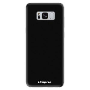 Silikonové odolné pouzdro iSaprio - 4Pure - černé na mobil Samsung Galaxy S8