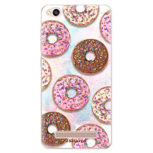 Silikonové odolné pouzdro iSaprio - Donuts 11 na mobil Xiaomi Redmi 4A