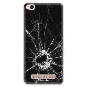 Silikonové odolné pouzdro iSaprio - Broken Glass 10 na mobil Xiaomi Redmi 4A